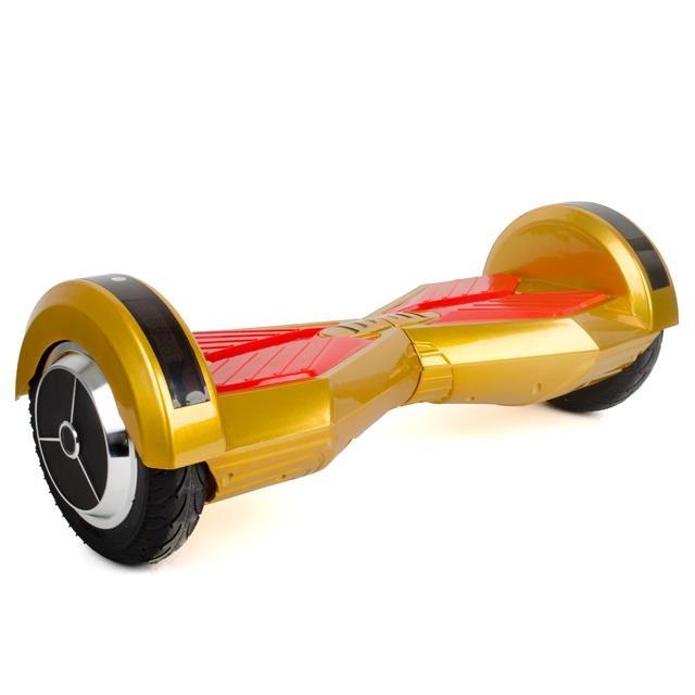 Гироборд-скутер электрический 4400 мАч, колеса 8
