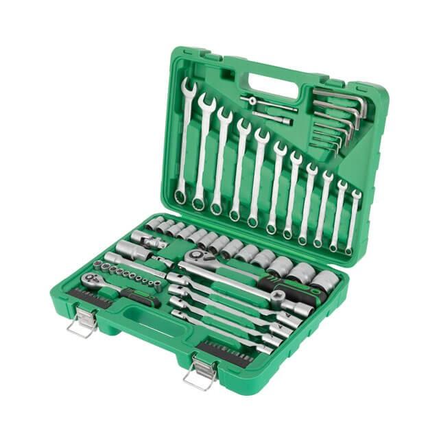 Профессиональный набор инструментов INTERTOOL ET-6077 – купить по ... a36771e28a5