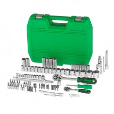 "Набор инструментов 1/2"" & 1/4"" 94ед INTERTOOL ET-6094SP: фото 3"
