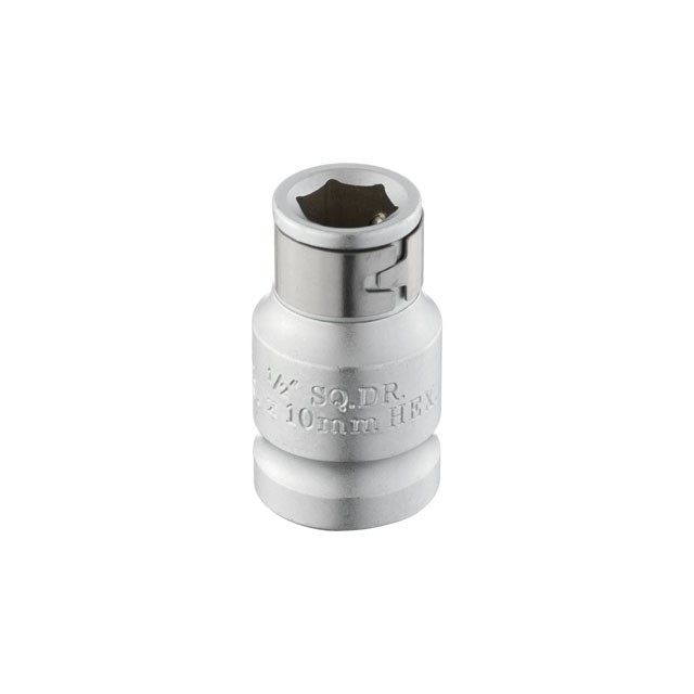 "Переходник квадрат 1/2""x1/2"" шестигранник INTERTOOL ET-1108"