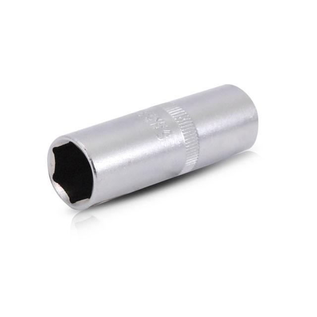 Головка свечная 1/2', 16x65 мм Cr-V INTERTOOL ET-0006