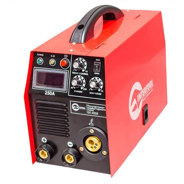 Полуавтомат сварочный инверторного типа комбинированный 7,1 кВт, 30-25
