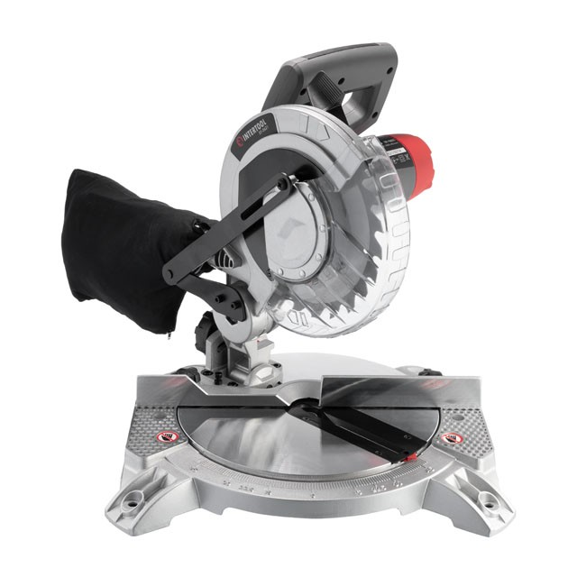 Пила торцовочная, 1400 Вт, 5500 об/мин, угол 0-45°, диск 210мм. DT