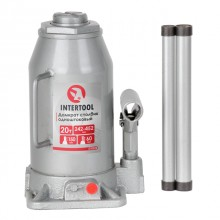 Домкрат столбик одноштоковый 20т INTERTOOL GT0028