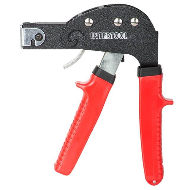 Пистолет для дюбелей Молли INTERTOOL RT-0013