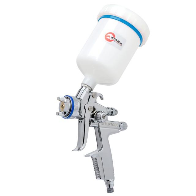HVLP II Профессиональный краскораспылитель 1,3 мм, верхний пластиковый