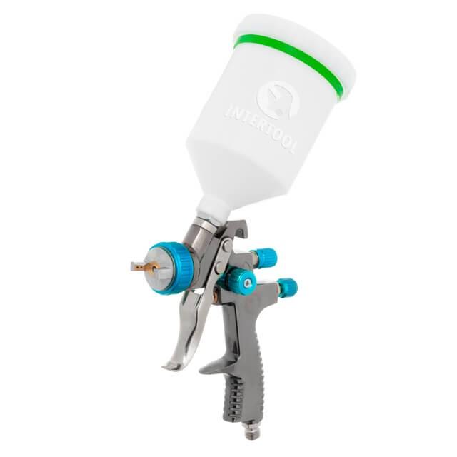 LVLP BLUE NEW Профессиональный краскораспылитель 1,4 мм, верхний пласт