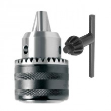 "Патрон для дрели с ключом 3/8""-24, 1,5-10 мм INTERTOOL ST-3824"
