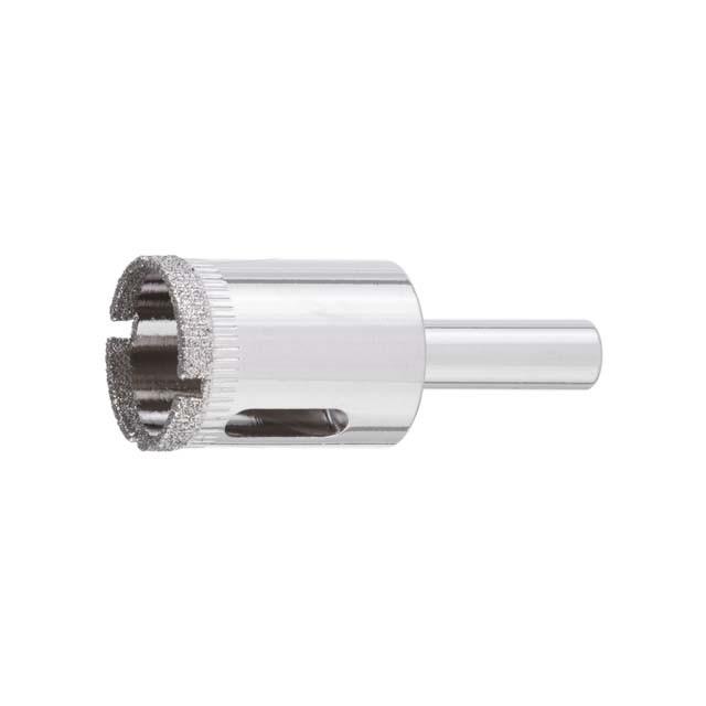 Коронка трубчатая по стеклу и керамике 22 мм INTERTOOL SD-0354