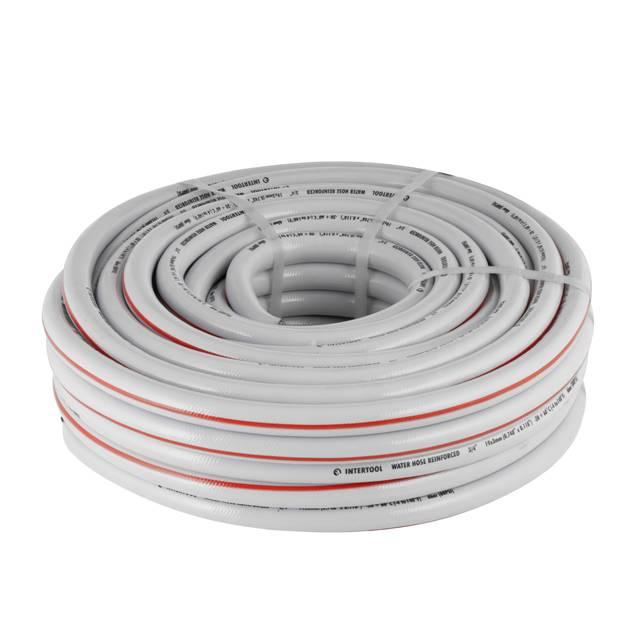 Шланг для полива 5-ти слойный 3/4', 30м, армированный PVC INTERTOOL GE-4143
