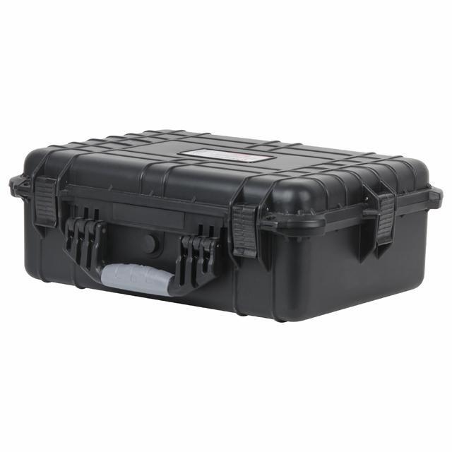 Ящик противоударный водонепроницаемый, 510*400*188 мм INTERTOOL BX-0154