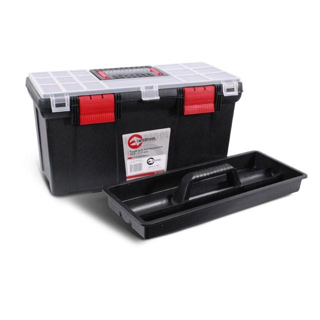 Ящик для инструментов - 20,5' 508x247x241 мм INTERTOOL BX-0205