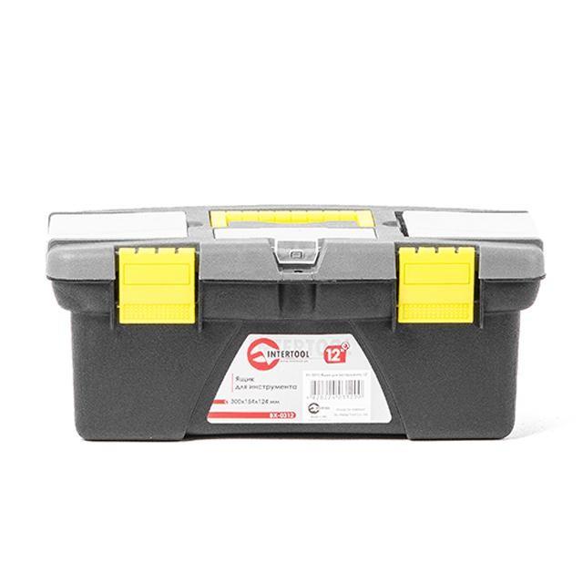 Ящик для инструмента 12' 300*154*124мм INTERTOOL BX-0312