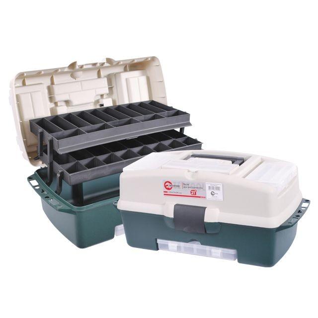 Ящик для инструментов, 21' 530x270x245 мм INTERTOOL BX-6121