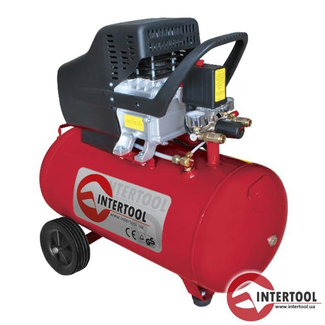 Компрессор - PT-0003 (50 л, 1.5 кВт, 220 В)