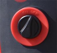 Включение/Выключение очистителя DT-1507
